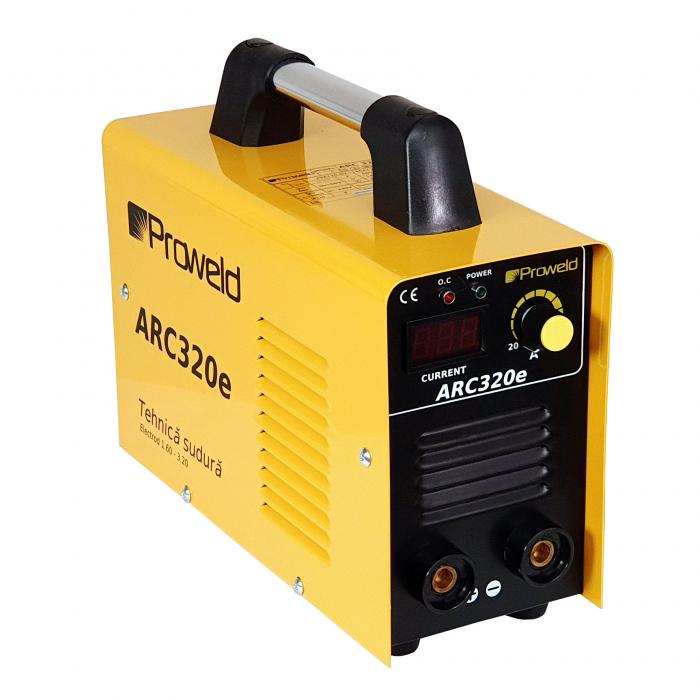 ProWELD ARC320e Invertor sudura 0