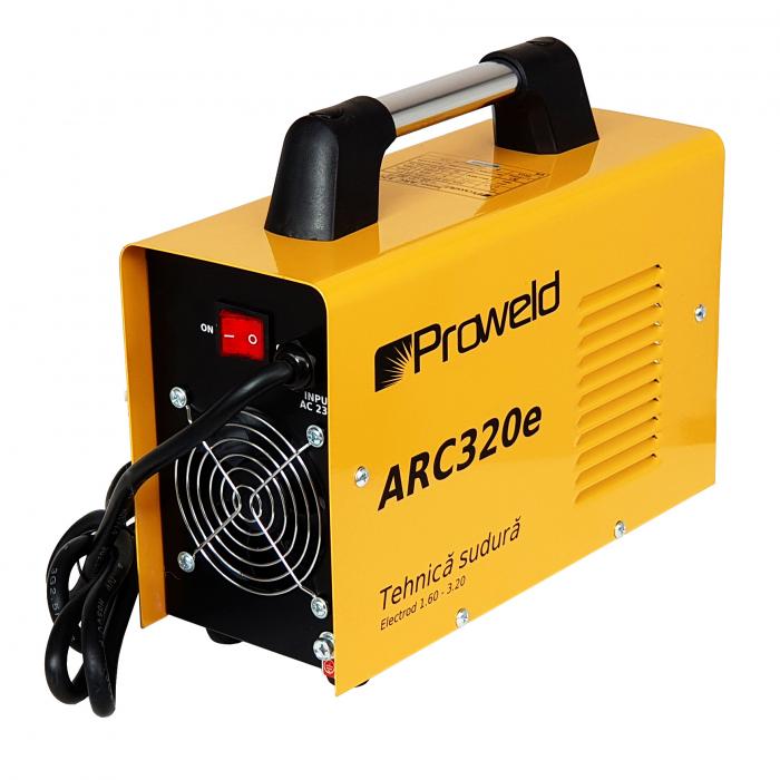 ProWELD ARC320e Invertor sudura 2