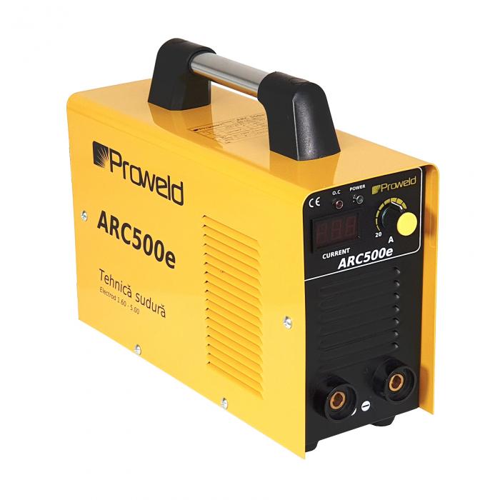ProWELD ARC500e Invertor sudura [0]