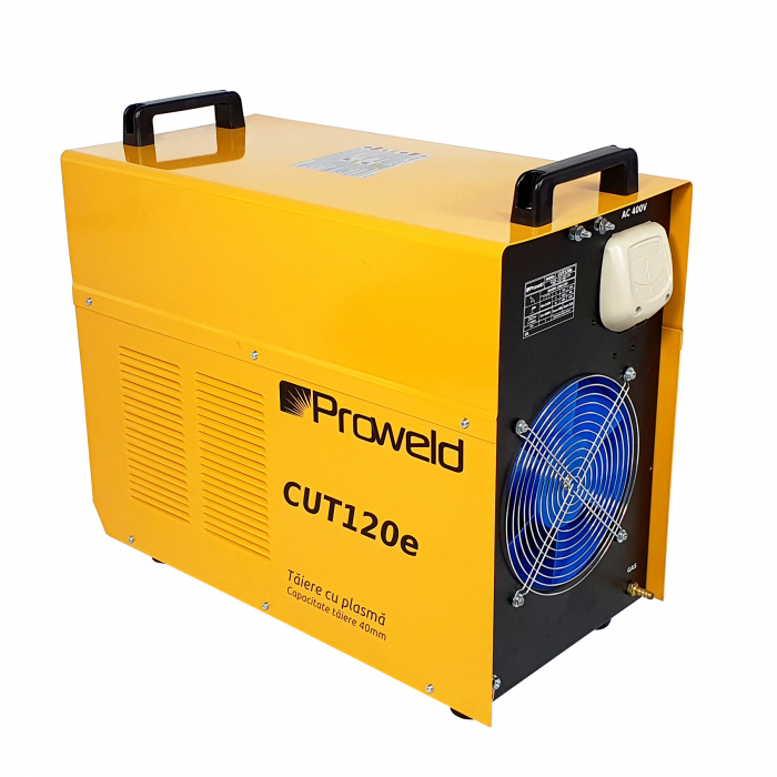 ProWELD CUT-120e aparat taiere cu plasma, 400V 2