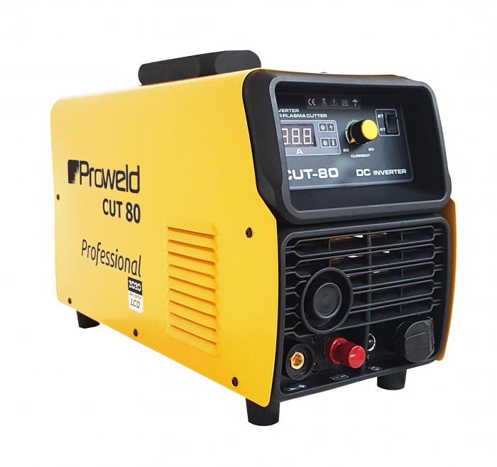 ProWELD CUT-80 aparat taiere cu plasma, 400V 0