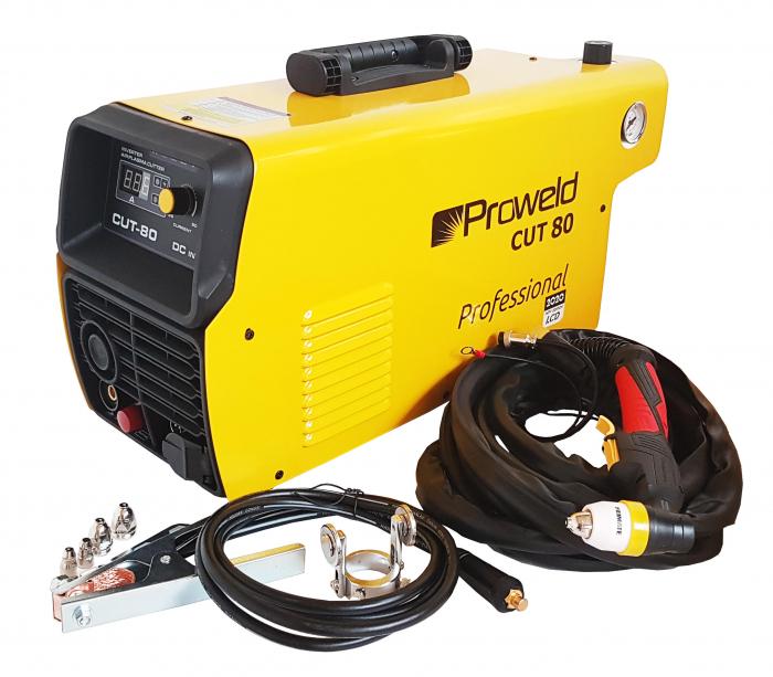 ProWELD CUT-80 aparat taiere cu plasma, 400V 1
