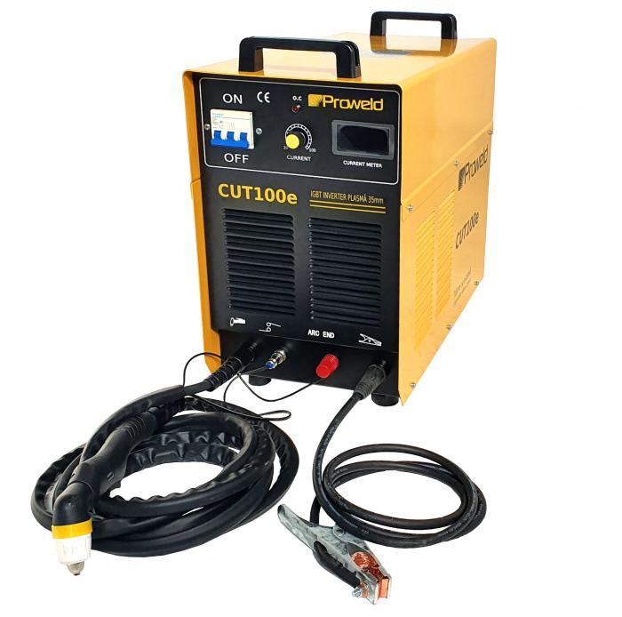ProWELD CUT100e aparat taiere cu plasma, 400V 2