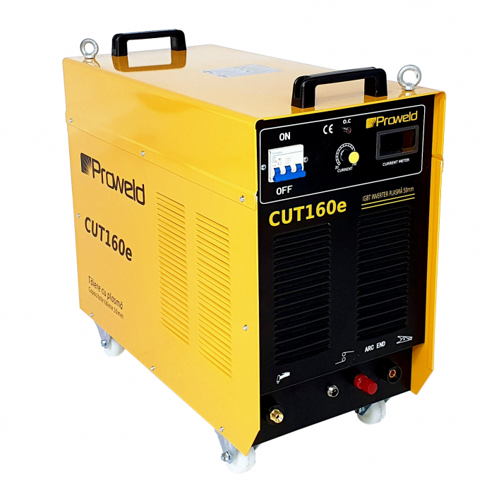 ProWELD CUT160e aparat taiere cu plasma, 400V 0