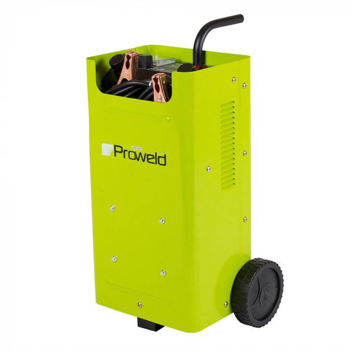 ProWELD DFC-350 redresor acumulatori 12V/24V, functie Start 1