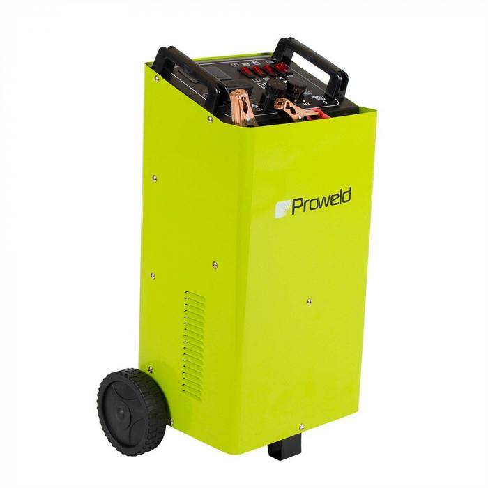 Robot pornire auto Proweld DFC-450A, monofazat 230V, curent incarcare 40/50 A 0