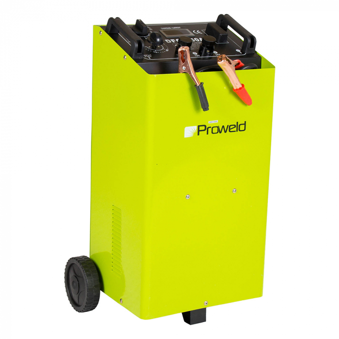 ProWELD DFC-650A redresor acumulatori 12V/24V, functie Timer, Start 0