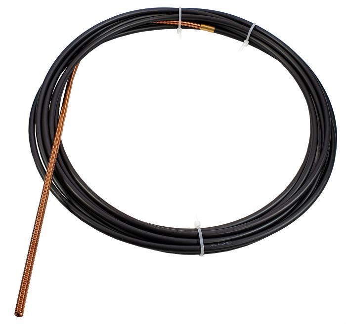ProWELD Liner grafit sarma sudura  1.0~1.2mm (4m lungime) MIG-500Y (40KD) [0]