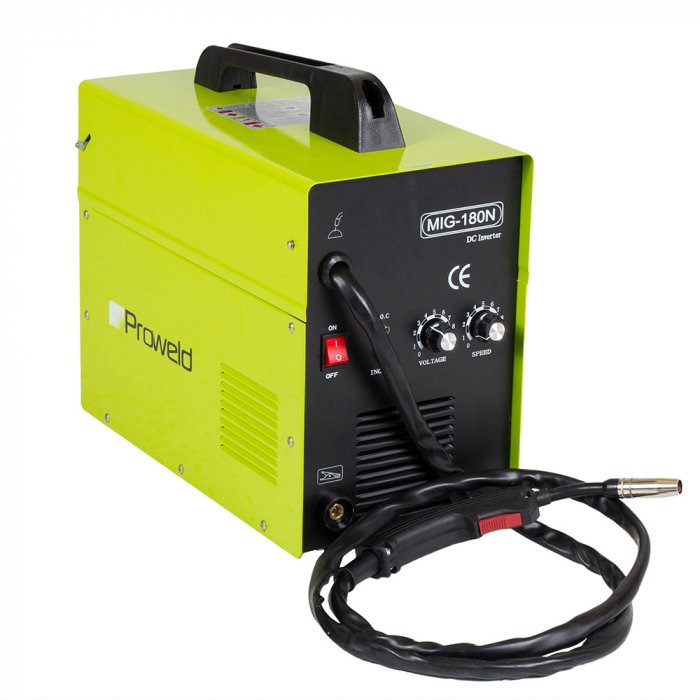 ProWELD MIG-180N invertor sudare MIG/MAG 0