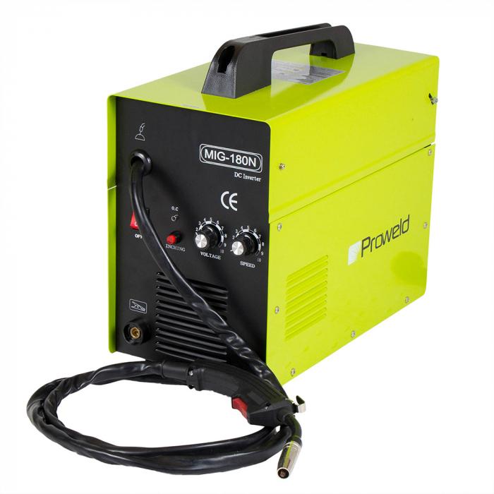 ProWELD MIG-180N invertor sudare MIG/MAG 2
