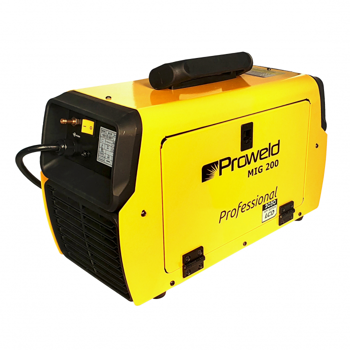 ProWELD MIG 200 invertor sudare MIG/MAG, profesional 1