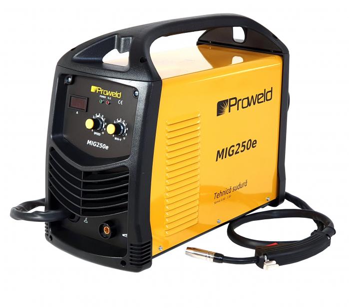 ProWELD MIG250e - Inverter sudare MIG/MAG 0