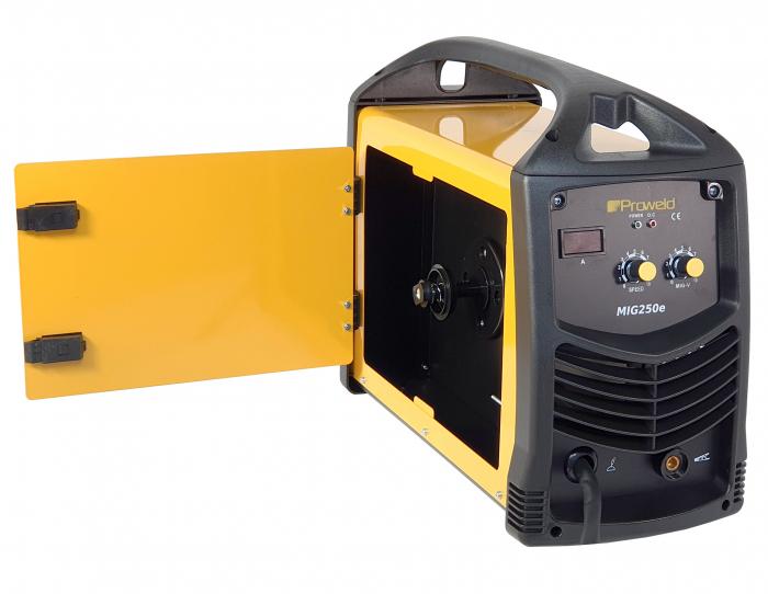 ProWELD MIG250e - Inverter sudare MIG/MAG 1