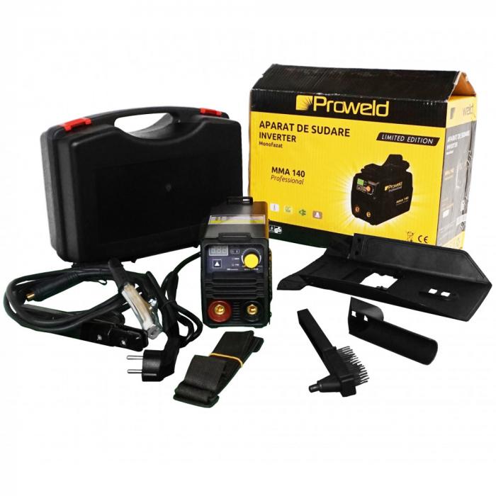 ProWELD MMA-140 invertor sudare 0