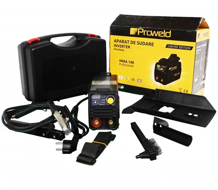 ProWELD MMA-140 invertor sudare 2
