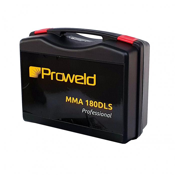 ProWELD MMA 180DLS invertor sudare, MMA/LiftTIG 1