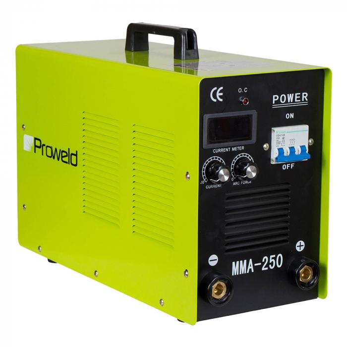 ProWELD MMA-250 invertor sudare, 400V 1