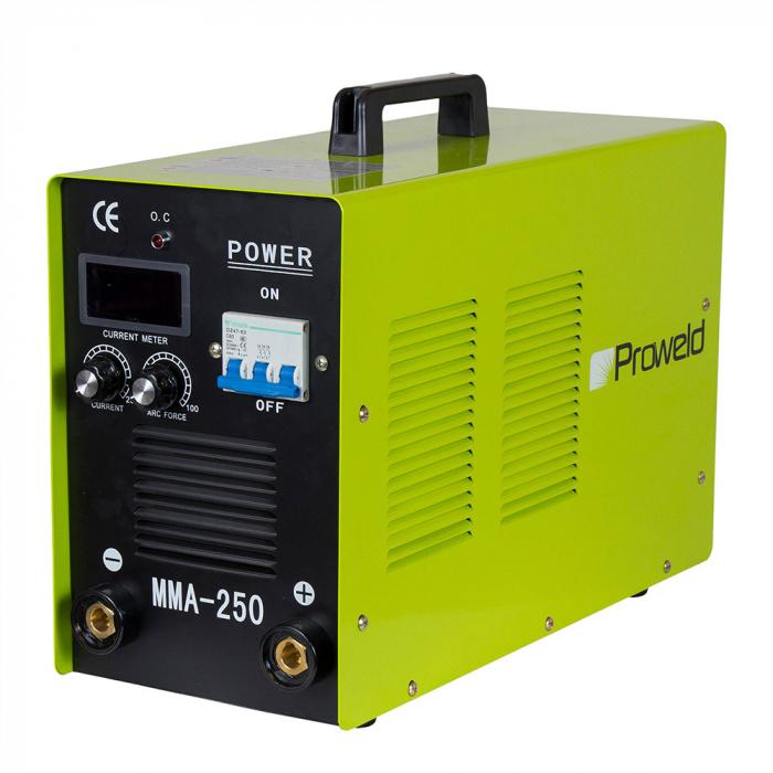 ProWELD MMA-250 invertor sudare, 400V 0