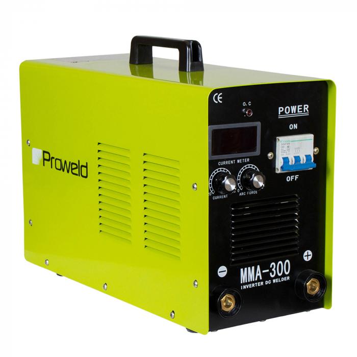 ProWELD MMA-300 invertor sudare, 400V 0