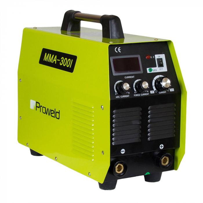 Aparat de sudare Proweld MMA-300I (400V) 0