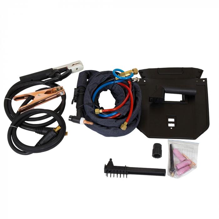 ProWELD WSME-250 AC/DC (400V), invertor sudare TIG, sudura aluminiu [2]