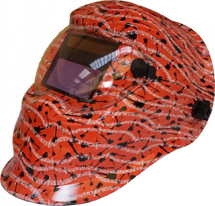 ProWELD YLM-74L0A (music) masca sudura automata LCD, reglabila 0