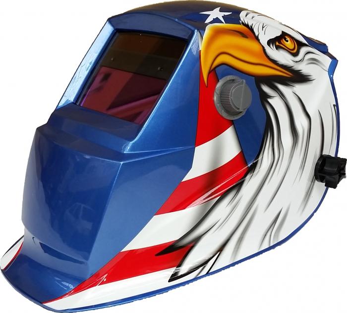 ProWELD YLM 9532A (eagle) masca sudura automata LCD, reglabila 1