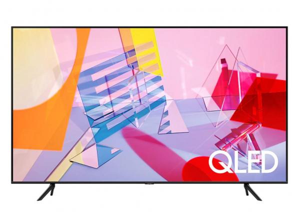 """QLED TV 50"""" SAMSUNG QE50Q60TAUXXH 0"""
