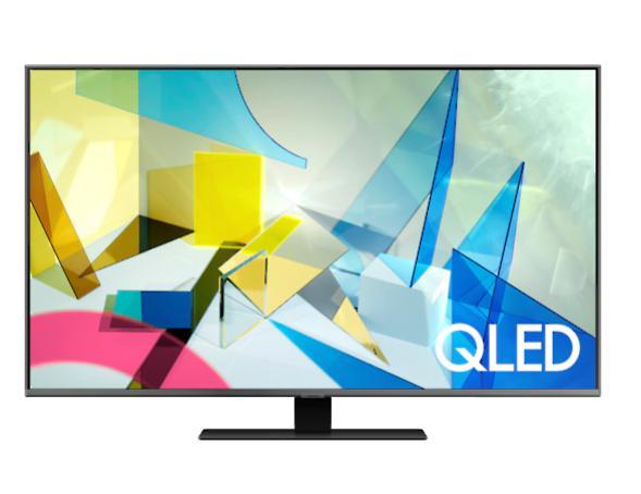 Televizor Samsung 50Q80T, 127 cm, Smart, 4K Ultra HD, QLED, Clasa B 0
