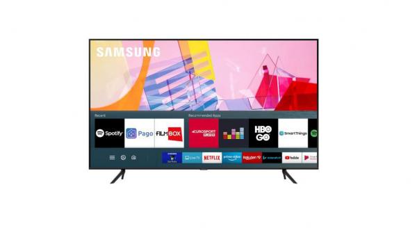 """QLED TV 85"""" SAMSUNG QE85Q60TAUXXH 0"""