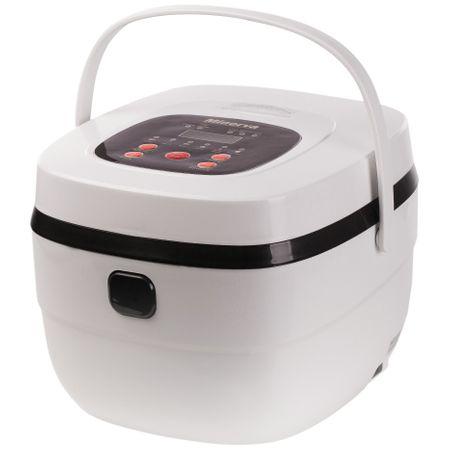 Multicooker Minerva Experience M16, 900 W, 5 L, 6 programe, Alb [0]