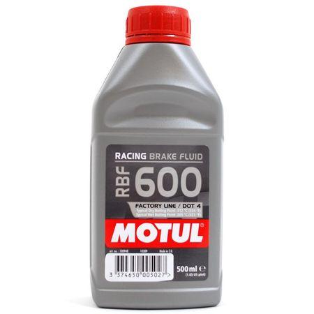 Lichid frana Motul RBF 600 FACTORY LINE, 500 ml 0