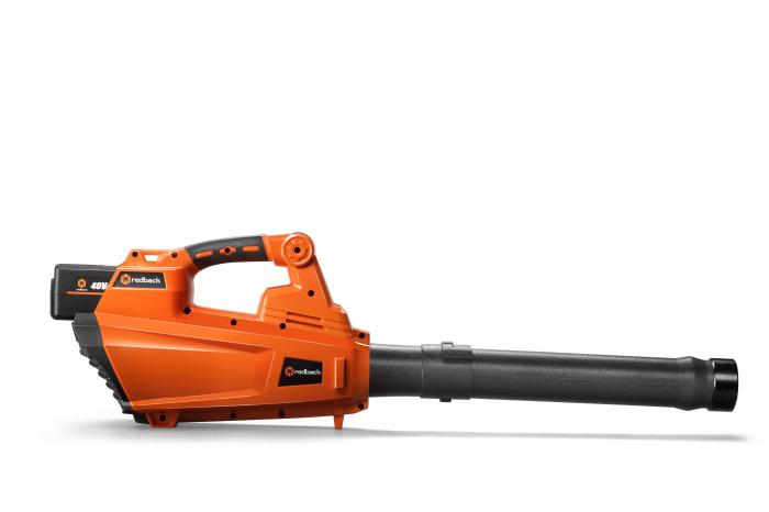 Suflanta Redback E435C frunze acumulatori 40V, 11 mc/min, 54m/s, solo 4