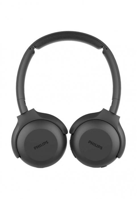 Casti Philips TAUH202BK/00 UpBeat, wireless, Negru 2