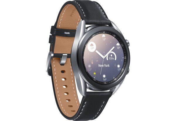 Ceas smartwatch Samsung Galaxy Watch3, 41mm, Silver 1