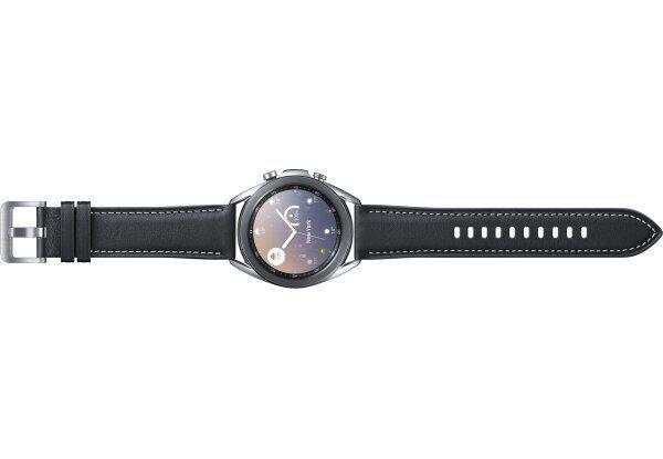 Ceas smartwatch Samsung Galaxy Watch3, 41mm, Silver 2