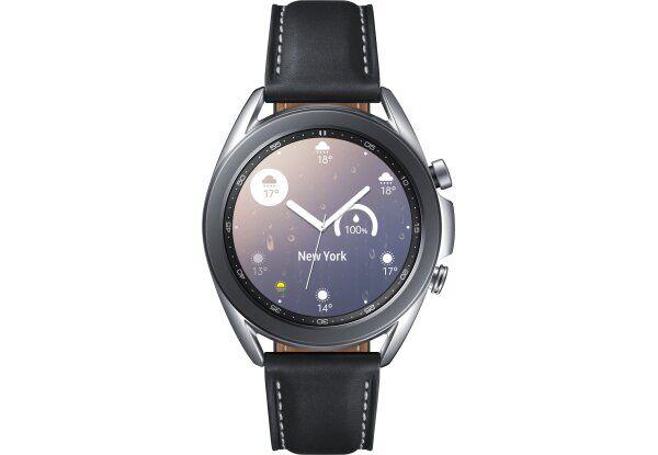 Ceas smartwatch Samsung Galaxy Watch3, 41mm, Silver 4