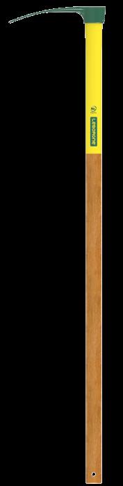 Sapa ingusta DUOPRO - 14 cm, cu prindere ovala, coada din lemn certificat PEFC 100 % [0]