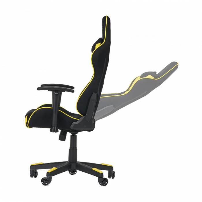 SCAUN GAMING SERIOUX TORIN TXT YELLOW 1