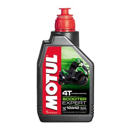 Ulei scooter Motul Expert 10W40 4T, 1L [0]