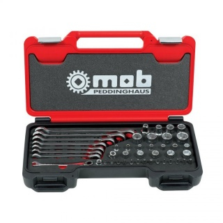 Trusa Fusion Box Mediu ADAPT44 capete/chei cu clichet, Mob&Ius 0
