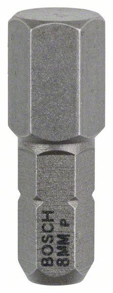 Set 3 biti HEX 8.0 XH , 25 mm 0