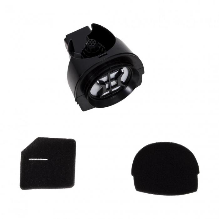 Set filtre aspirator Heinner, compatibile cu modelul HSVC-M14.4, 3 buc/set 0