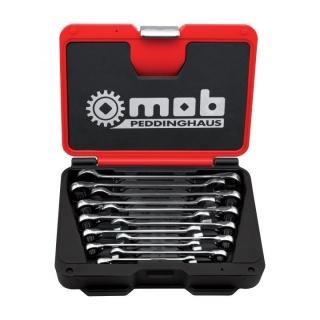 Set chei combinate cu clichet reversibil, diverse combinatii de seturi, cutie FUSION BOX, Mob&Ius 0