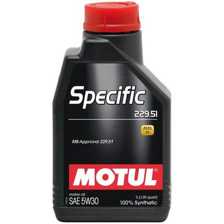 Ulei motor Motul Specific 229.52, 5W30, 5L 0