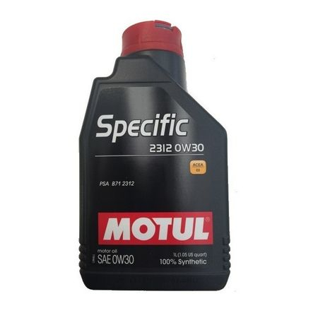 Ulei motor Motul Specific 2312, 0W30, 1L 0