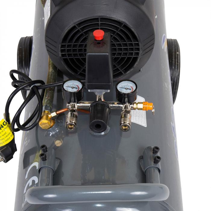 Stager HM3100V compresor aer, 100L, 8bar, 356L/min, monofazat, angrenare directa 2