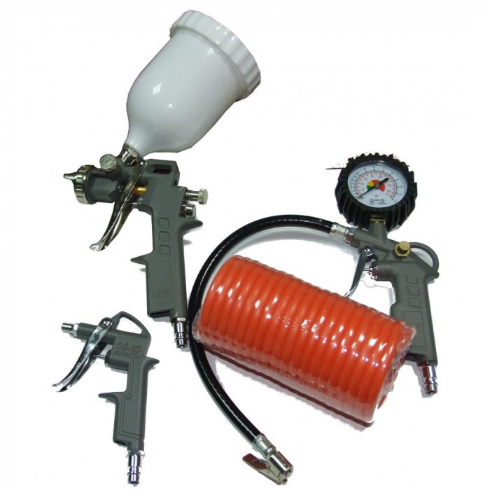 Stager Kit 4 accesorii, compresor aer [0]