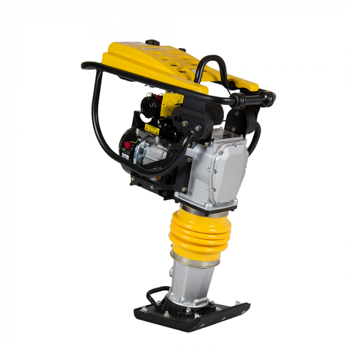 Stager SG80LC Mai compactor, 80kg, Loncin LC168F-2H, benzina 2
