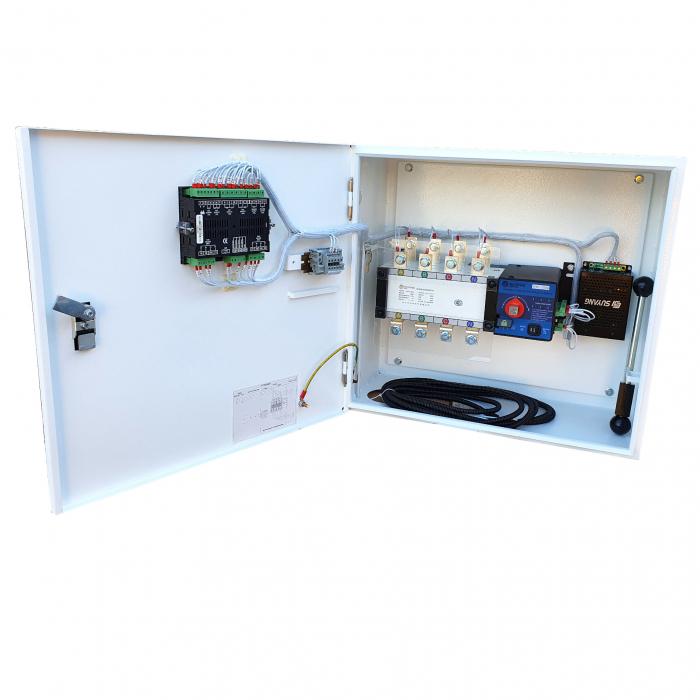 Stager YA400250F24 automatizare trifazata 250A 0
